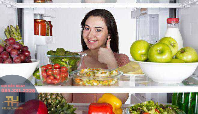 Cách Bảo Quản Thực Phẩm Trong Tủ Lạnh Tươi Lâu Hơn