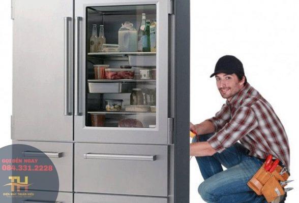 Hướng Dẫn Sửa Lỗi Tủ Lạnh Hitachi Báo Lỗi F002
