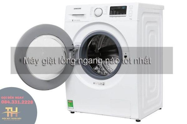Máy Giặt Lồng Ngang Tốt Nhất