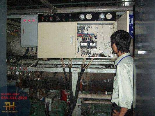 Bảo Trì &Amp; Sửa Chữa Kho Lạnh