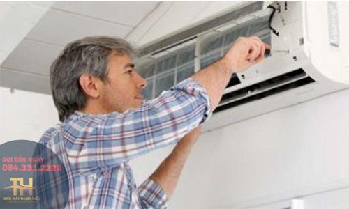 Dịch vụ vệ sinh máy lạnh chuyên nghiệp tại tp hồ chí minh