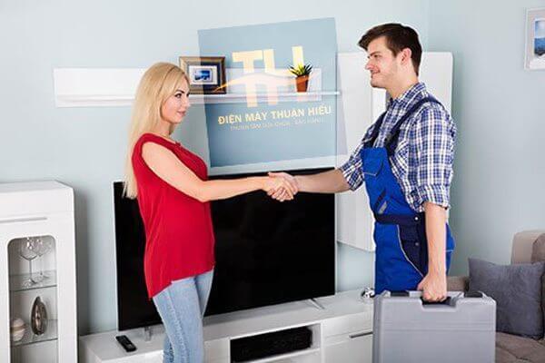 Sửa Tivi Tại Nhà Quận 3