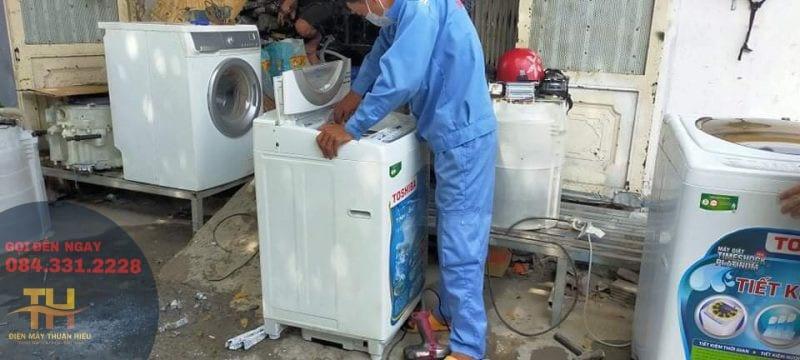 Sửa Máy Giặt Đường Cách Mạng Tháng 8