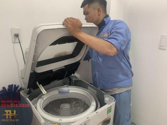 Sửa Máy Giặt Đường Phổ Quang Quận Phú Nhuận