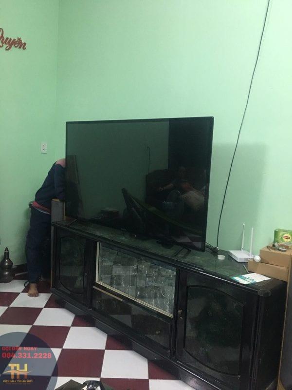 Sửa Chữa Tivi Tại Điện Máy Thuận Hiếu