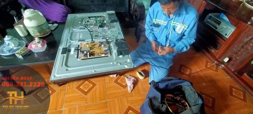 Dịch Vụ Sửa Tivi Tại Nhà Uy Tín Tại Hcm
