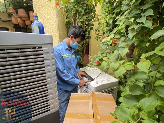 Sửa máy lạnh đường Phạm Văn Chiêu Gò Vấp