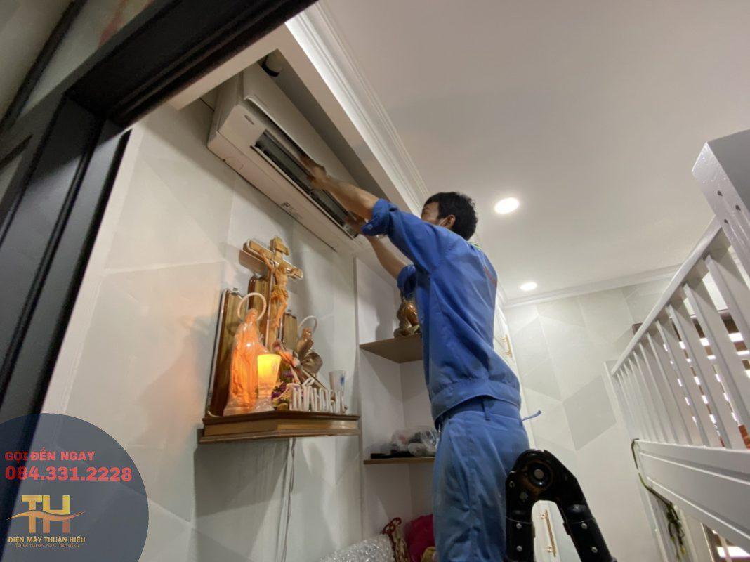 dịch vụ bảo trì máy lạnh, sửa chữa máy lạnh tại tp.hcm