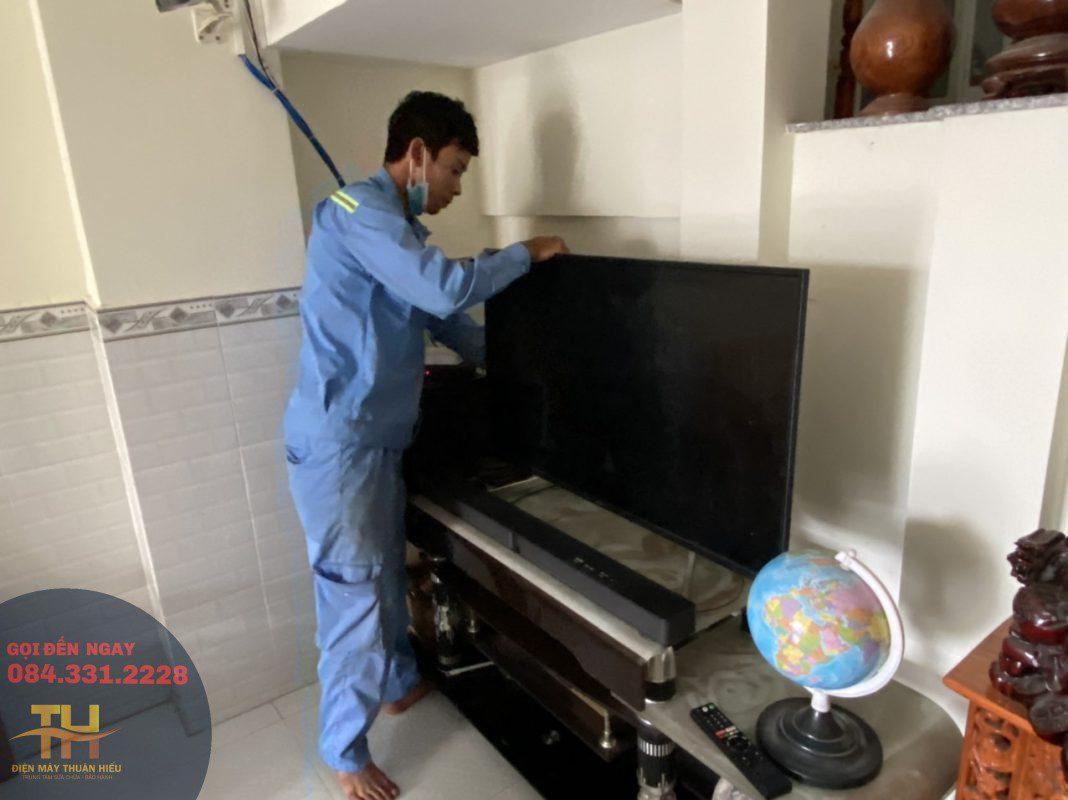 Sửa Tivi Tại Nhà Quận 4