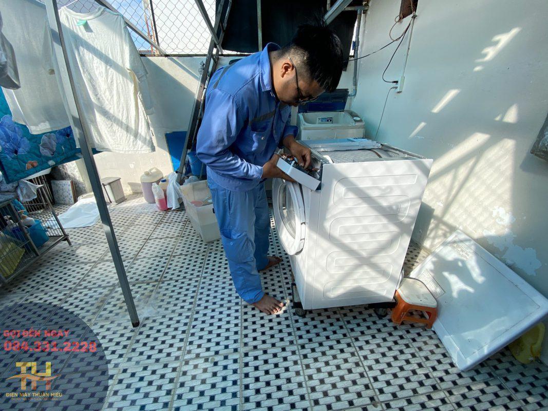 Sửa Máy Giặt Đường Âu Cơ Quận 11