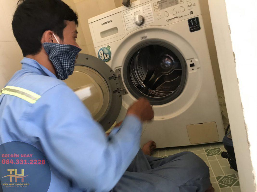 Sửa Máy Giặt Đường Bắc Hải Quận 10