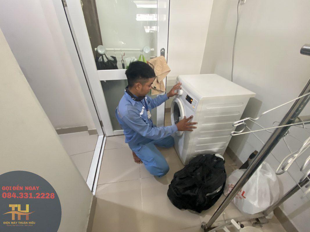 Sửa Máy Giặt Tại Nhà Đường Lê Trọng Tấn Uy Tín Số 1