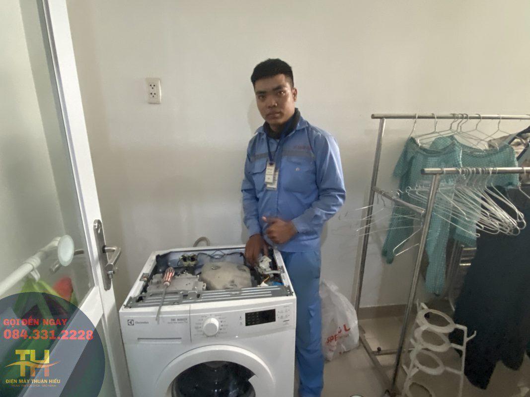 Sửa Máy Giặt Đường Phan Xích Long Phú Nhuận
