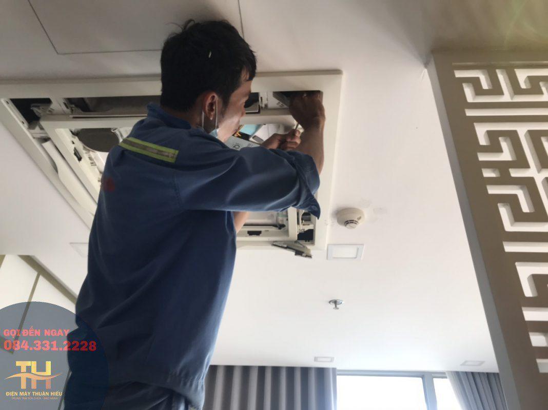 Ssửa Máy Lạnh Tân Thới Hòa Quận Tân Phú