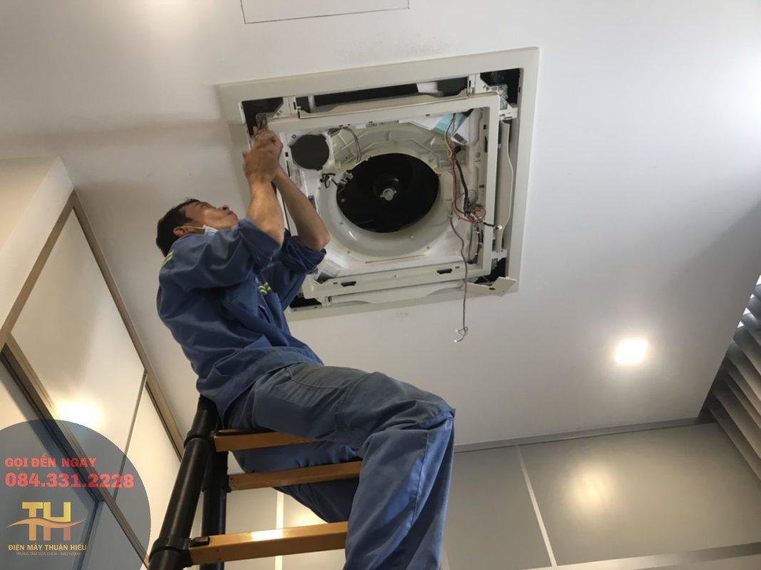 Sửa Máy Lạnh Đường Phan Đình Phùng Quận Phú Nhuận