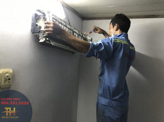 Sửa Máy Lạnh Đường Thống Nhất Gò Vấp