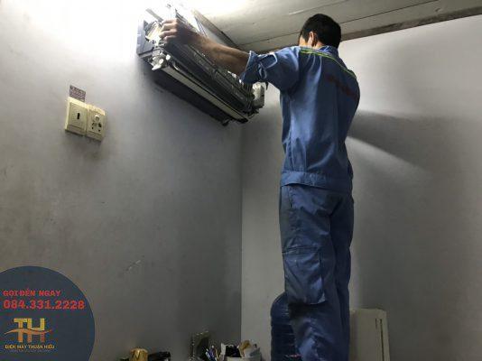 Sửa máy lạnh đường Nguyễn Thái Sơn Gò Vấp