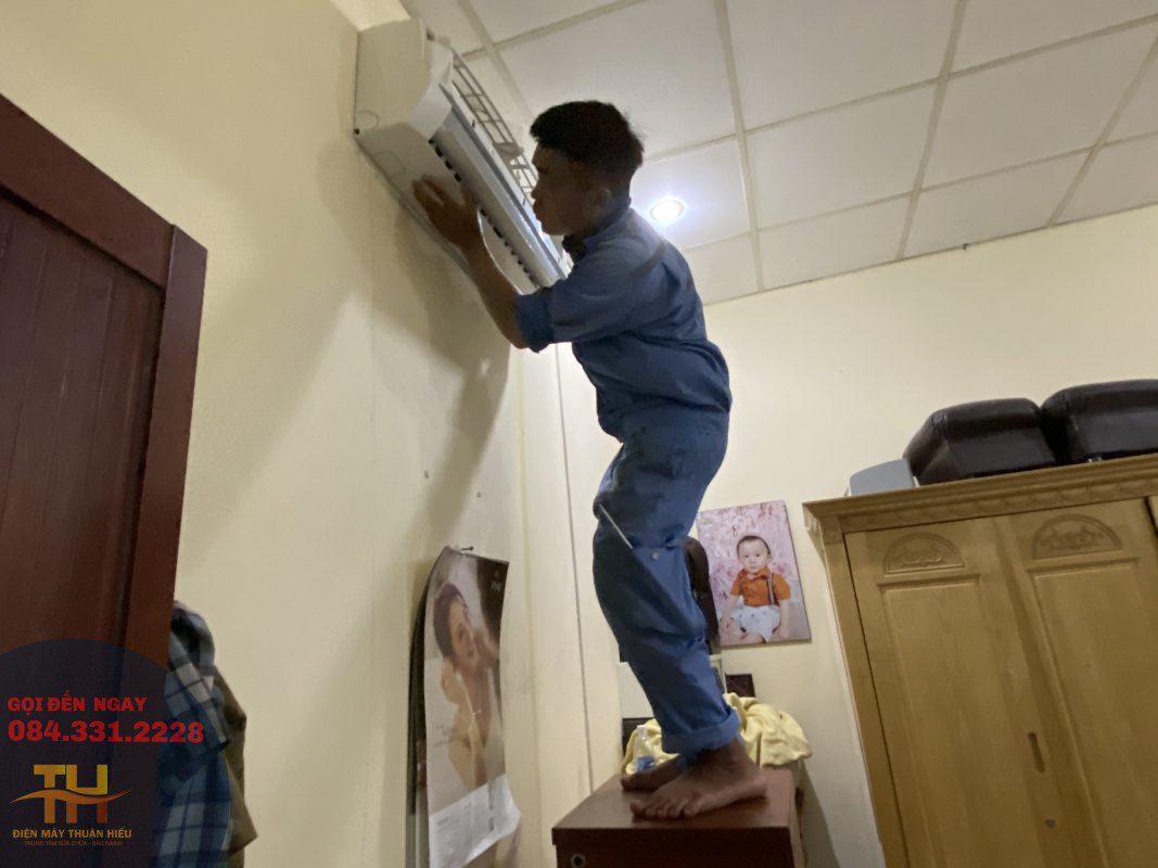 Sửa Máy Lạnh Phú Thọ Hòa Quận Tân Phú