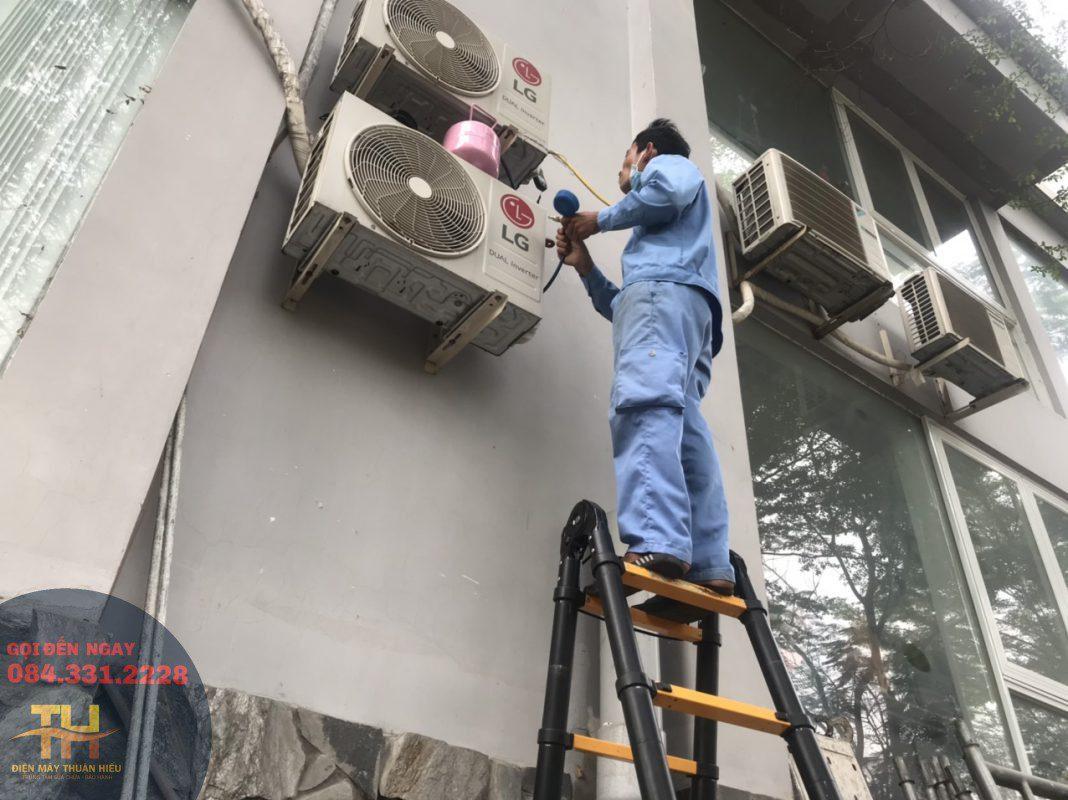 Sửa Máy Lạnh Phạm Huy Thông Quận Gò Vấp