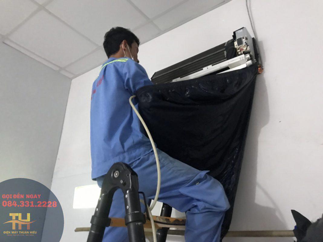 Sửa Máy Lạnh Tân Qúy Quận Tân Phú