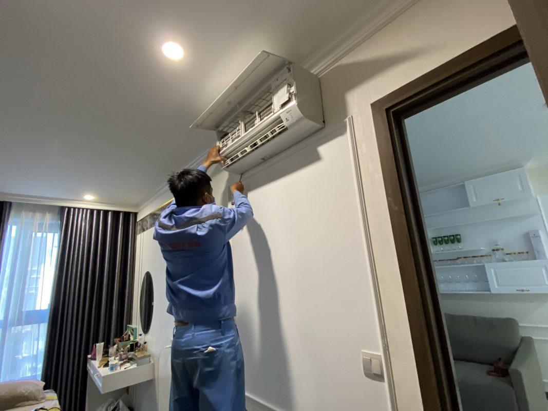 Sửa Máy Lạnh Đường Thành Thái Quận 10