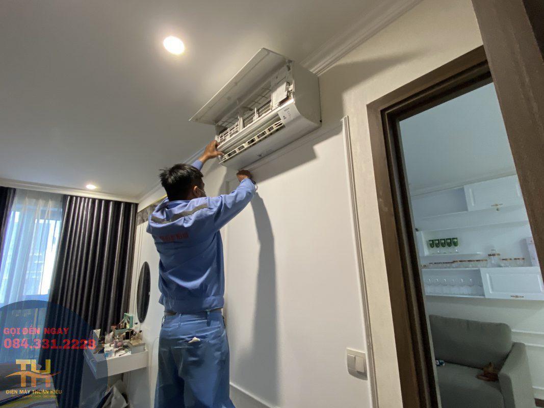 Sửa Máy Lạnh Đường Nguyễn Văn Nghi Gò Vấp