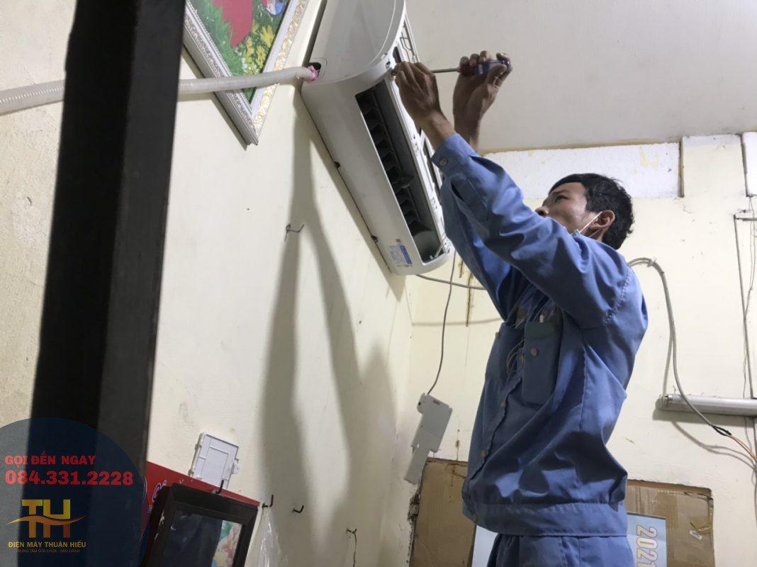 Sửa Máy Lạnh Đường Bạch Đằng Bình Thạnh