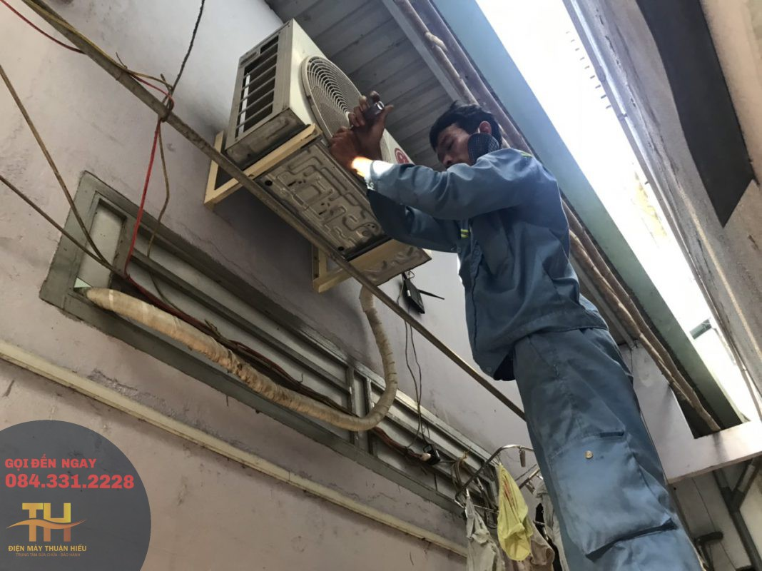 Sửa Máy Lạnh Đường Khánh Hội Quận 1