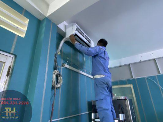 Sửa Máy Lạnh Phú Trung Quận Tân Phú