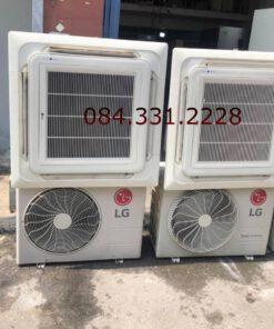 Máy Lạnh Âm Trần Cũ LG 5HP