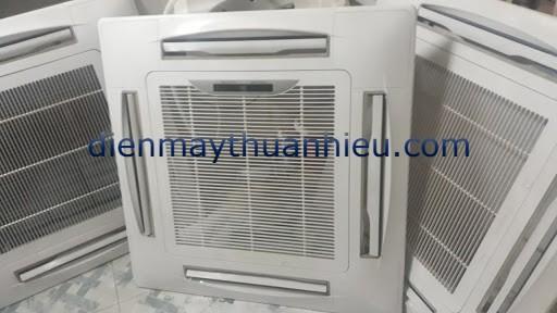Máy Lạnh Âm Trần Cũ Nagakawa 5Hp