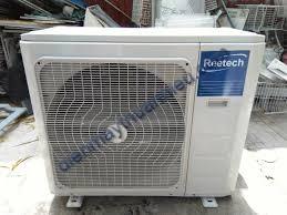 Máy Lạnh Âm Trần Cũ Reetech 5Hp