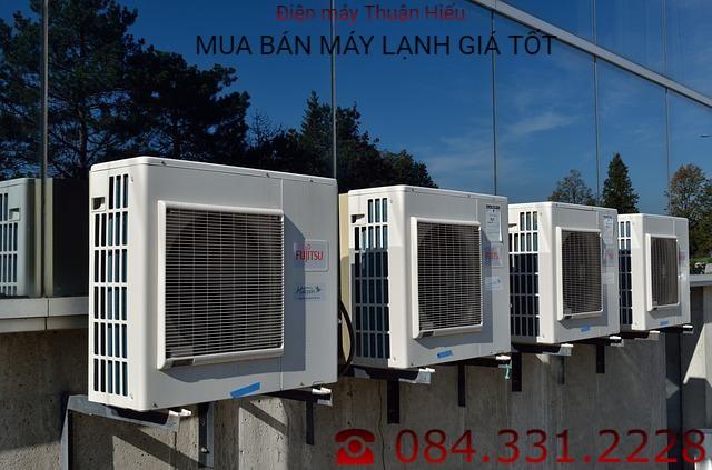 Mua bán máy lạnh cũ quận Gò Vấp