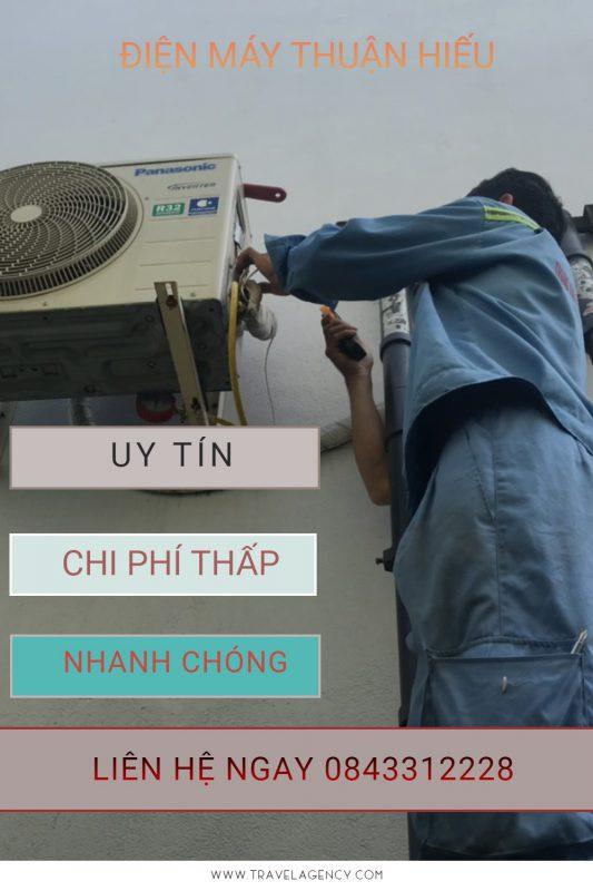 Sửa Máy Lạnh Đường Lê Thị Hồng Quận Gò Vấp