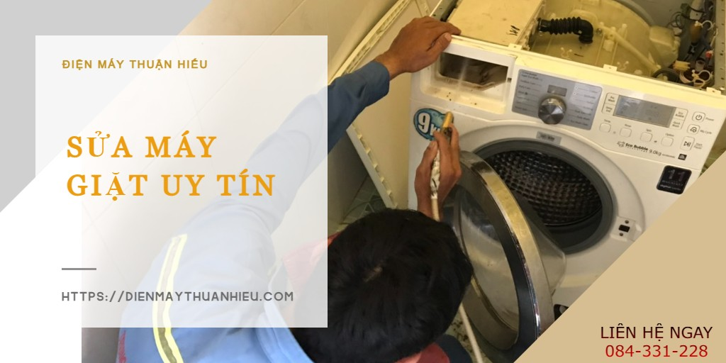 Sửa Máy Giặt Đường Cộng Hòa Quận Tân Phú