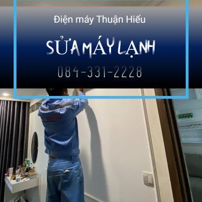 Sửa máy lạnh đường Lê Văn Sỹ giá rẻ