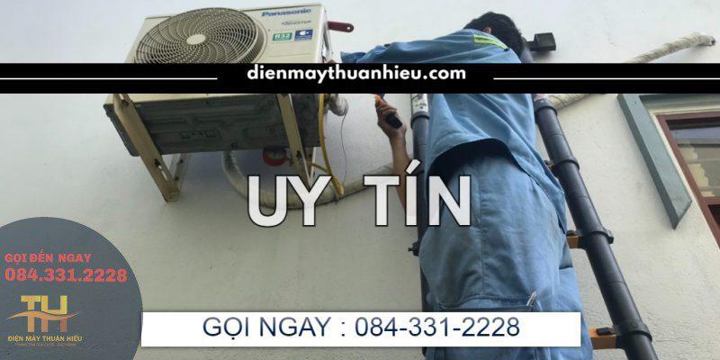 Sửa máy lạnh đường Cao Thắng quận 3