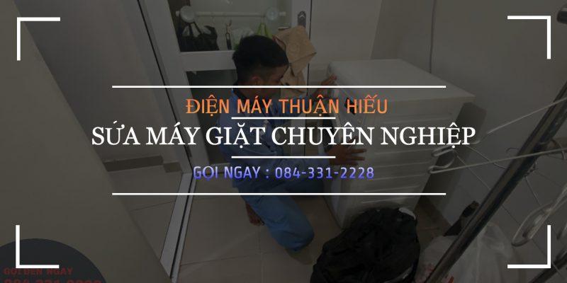 Sửa Máy Giặt Tại Nhà Đường Phan Huy Ích