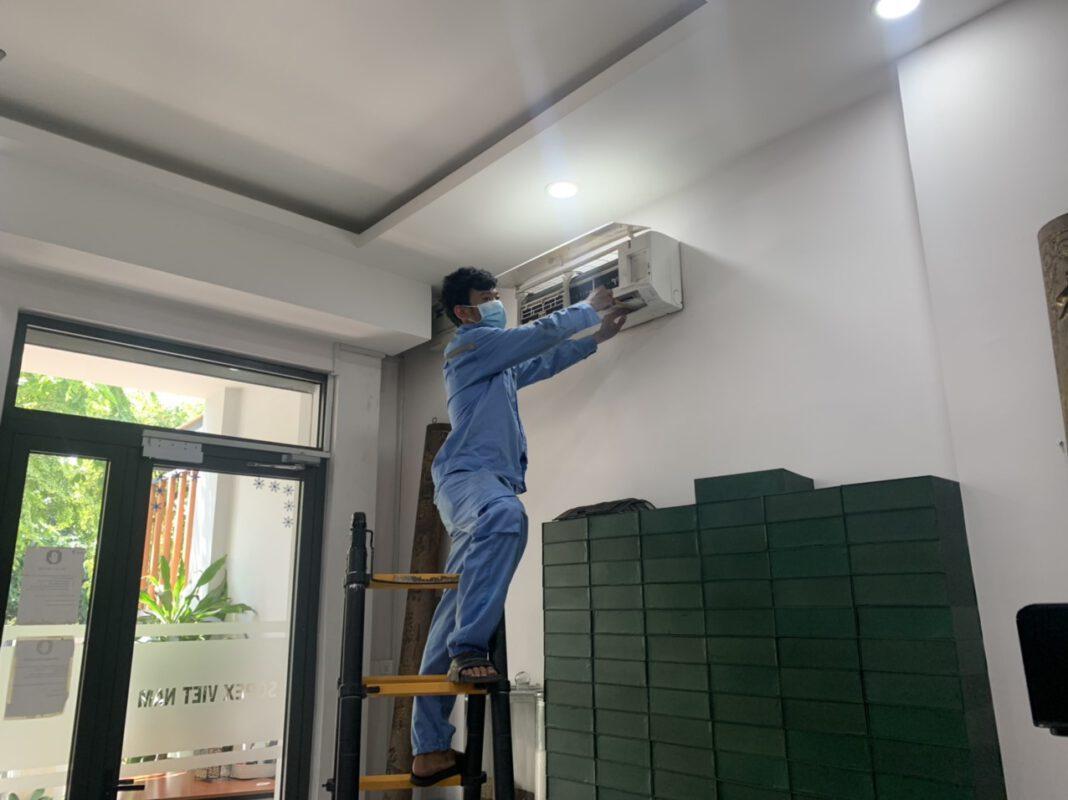 Dịch Vụ Sửa Chữa Máy Lạnh Tại Nhà